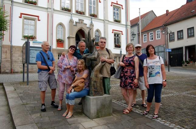 Besucher aus Bad Vilbel waren begeistert...