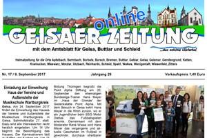 Geisaer Zeitung